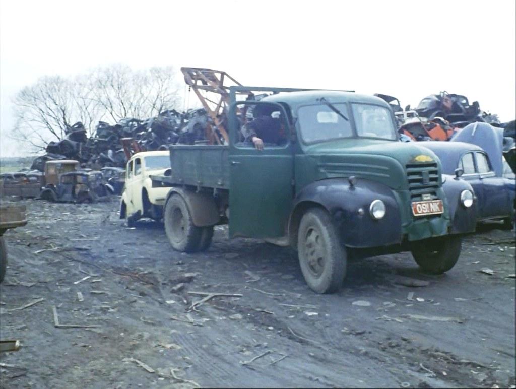Tow Truck: Tow Truck Junk Yard