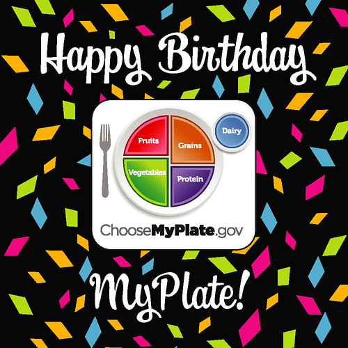 Myplate Turns Five Celebrating New Resources In 2016 Usda
