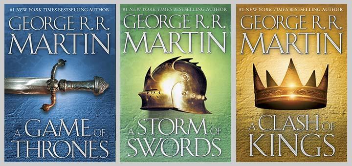 Game of Thrones trio