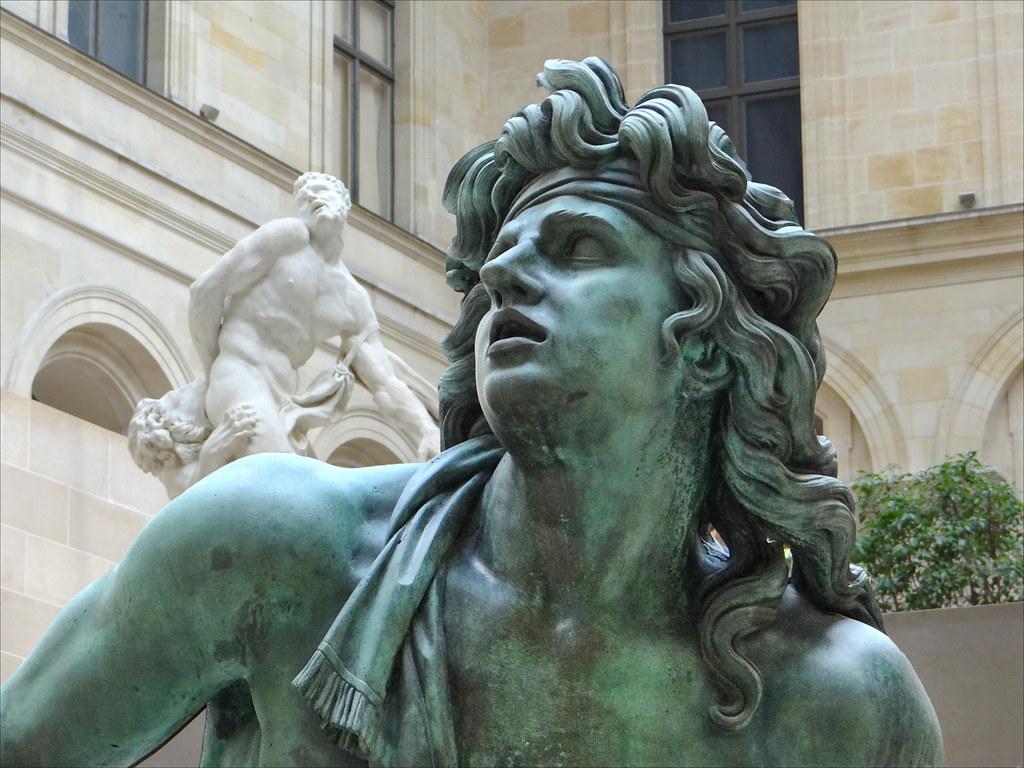 La Cour Puget  Mus U00e9e Du Louvre