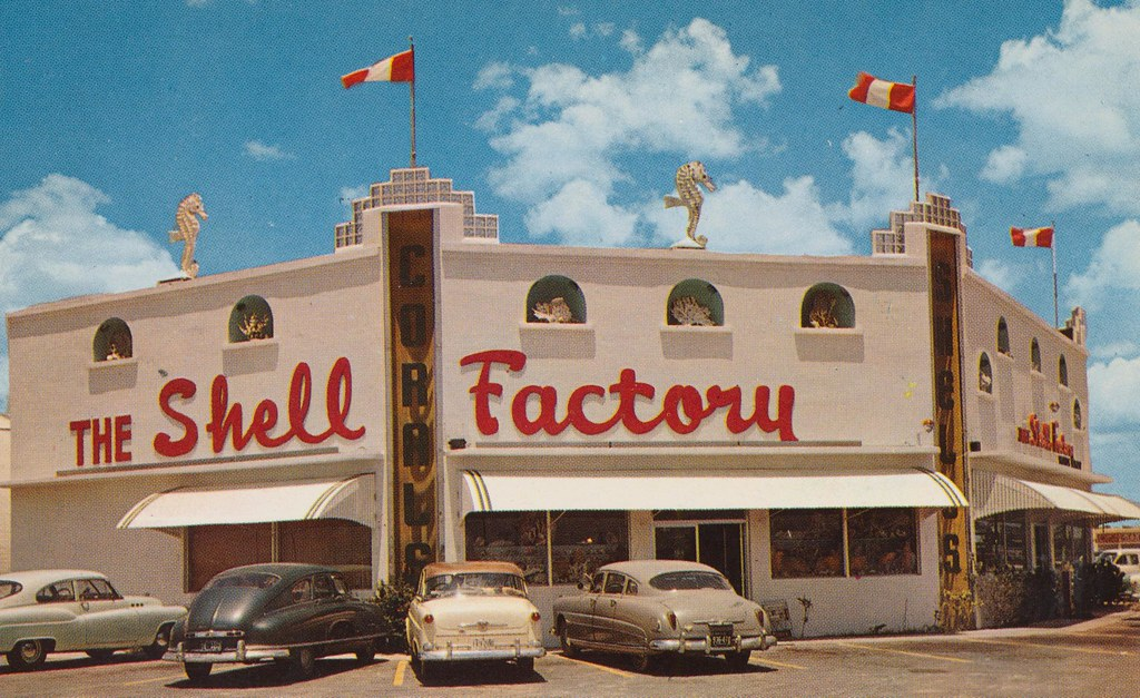 The Shell Factory Fort Myers Florida The Largest