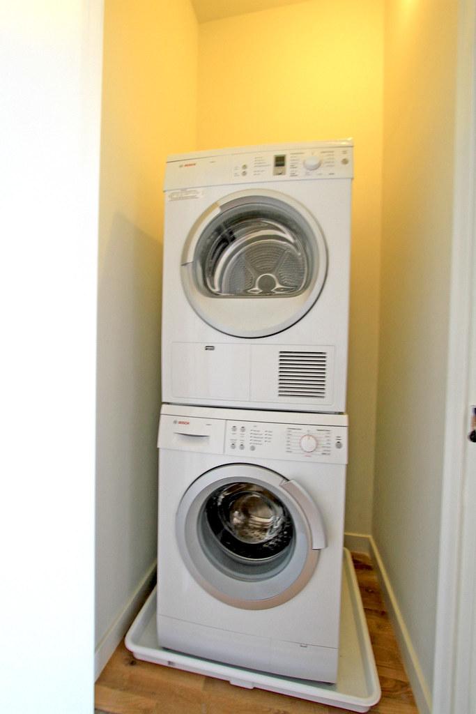 Bosch Washing Machine Stackable