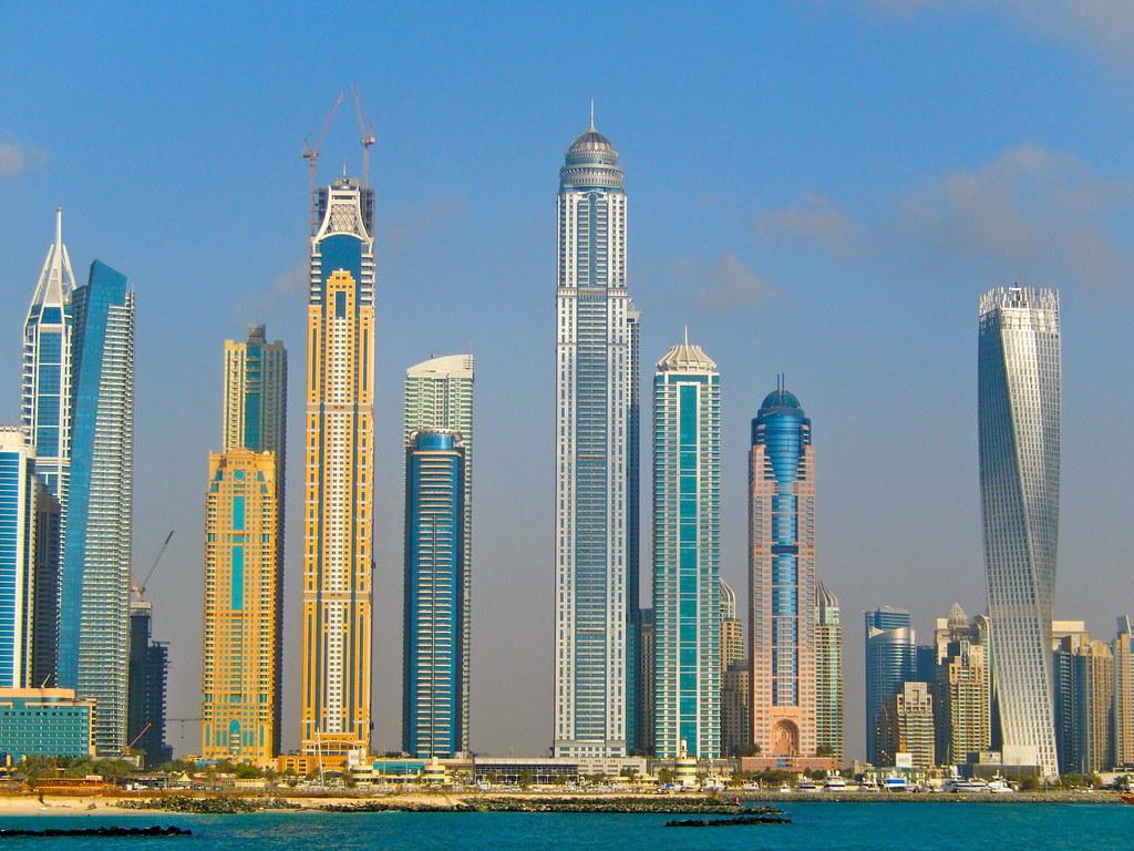 Dubai Marina | by Sarah_Ackerman Dubai Marina | by Sarah_Ackerman