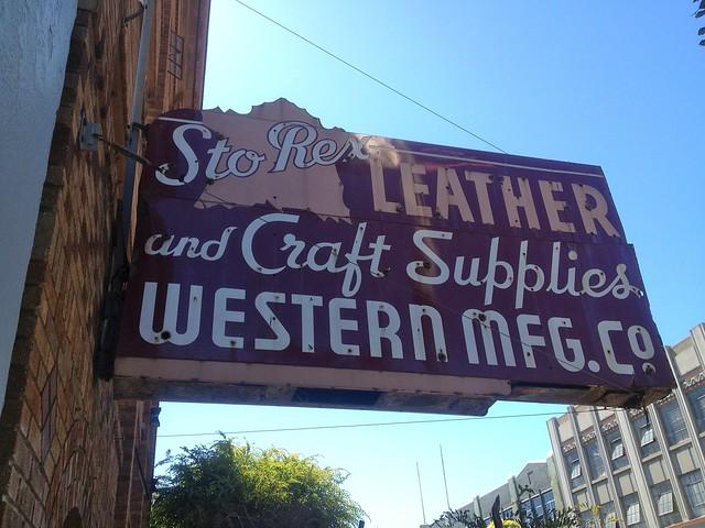 Leather Craft Supplies Houston