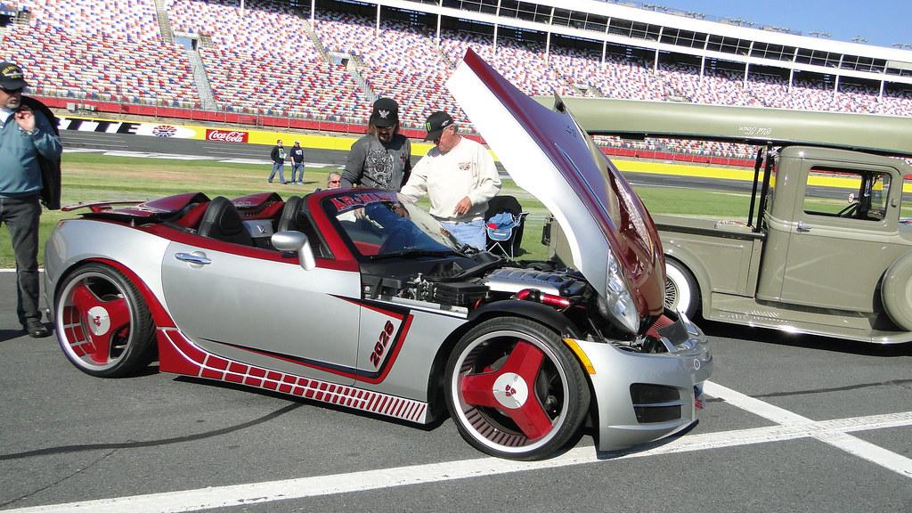 East Coast Muscle Car Show Kenly Nc