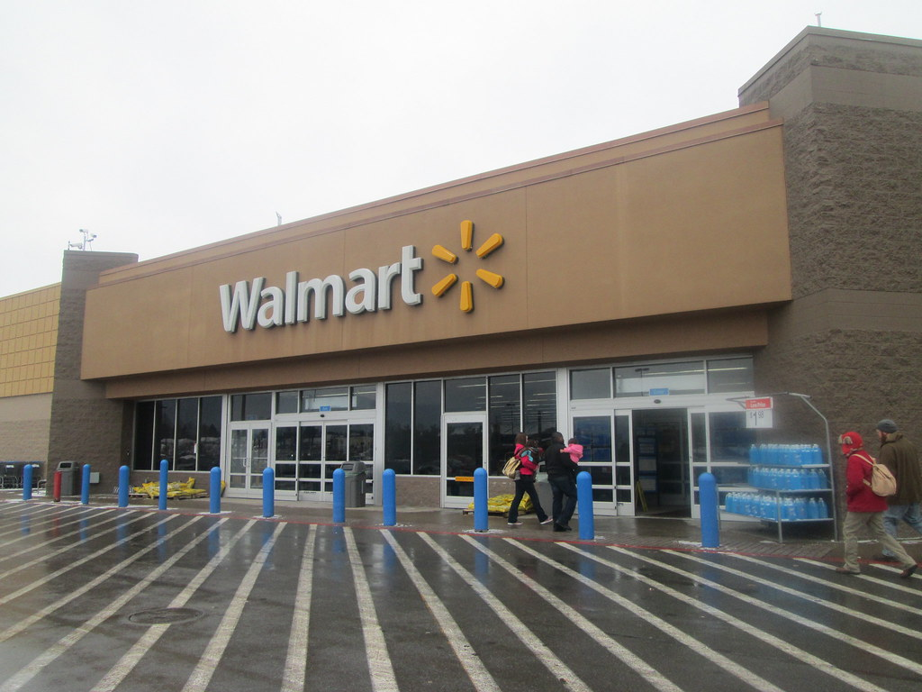 Walmart Stock Chart: Up Close to Walmart | A close up of the store7s entrance. --u2026 | Flickr,Chart