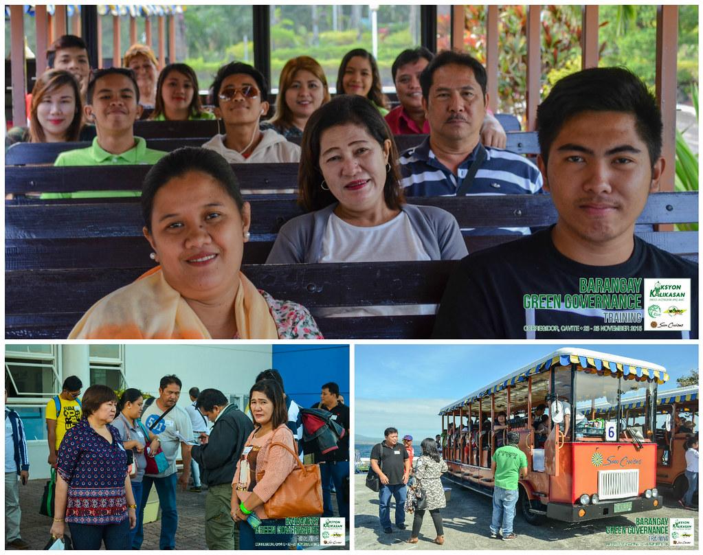 Aksyon Kalikasan | Barangay Green Governance - Historical Tour