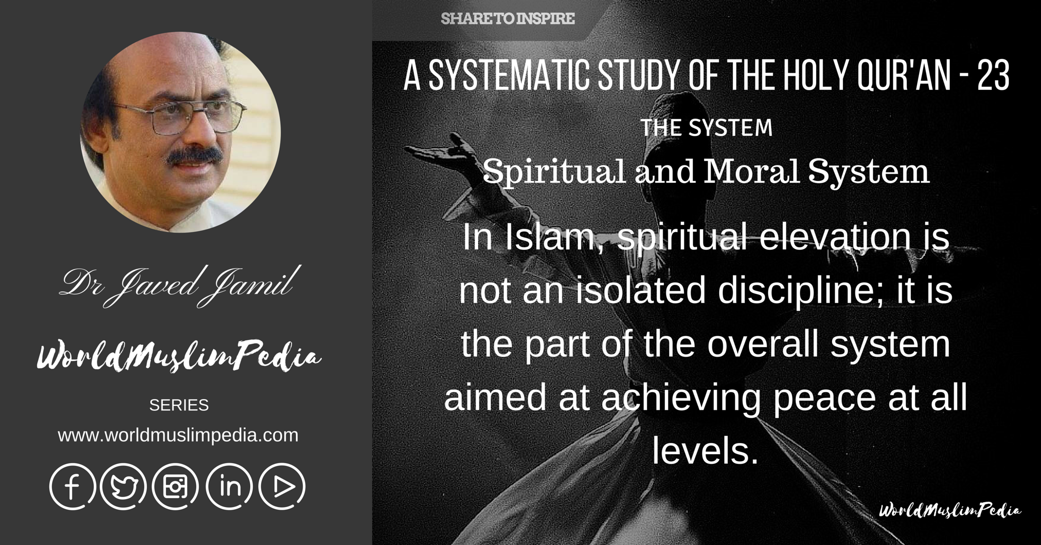 Spiritual and Moral System