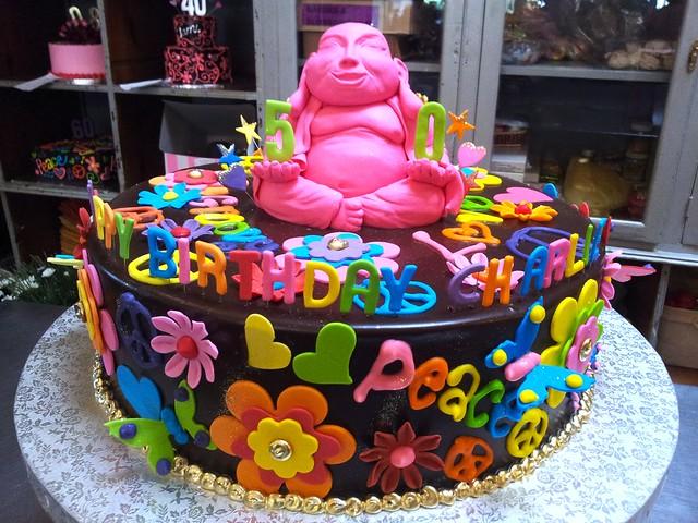 1960s birthday cakes