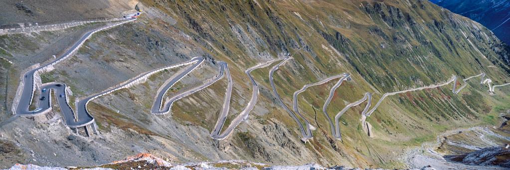 Stelvio Pass, Italy - 6x17