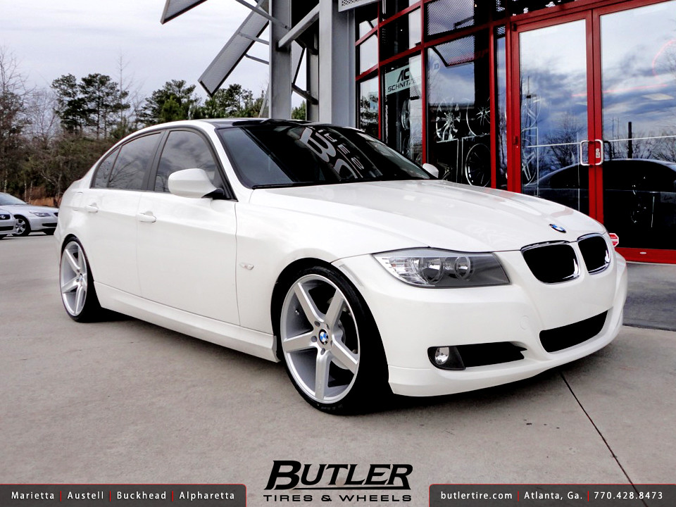 Bmw Of Atlanta >> BMW 328i with 19in Niche Milan Wheels   Additional Picture G…   Flickr