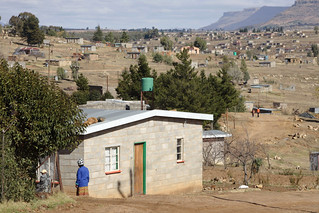 Lesotho - Maseru Mazenod Reservoir Pipelines&Villages - John Hogg - 090624 (25) | by World Bank Photo Collection