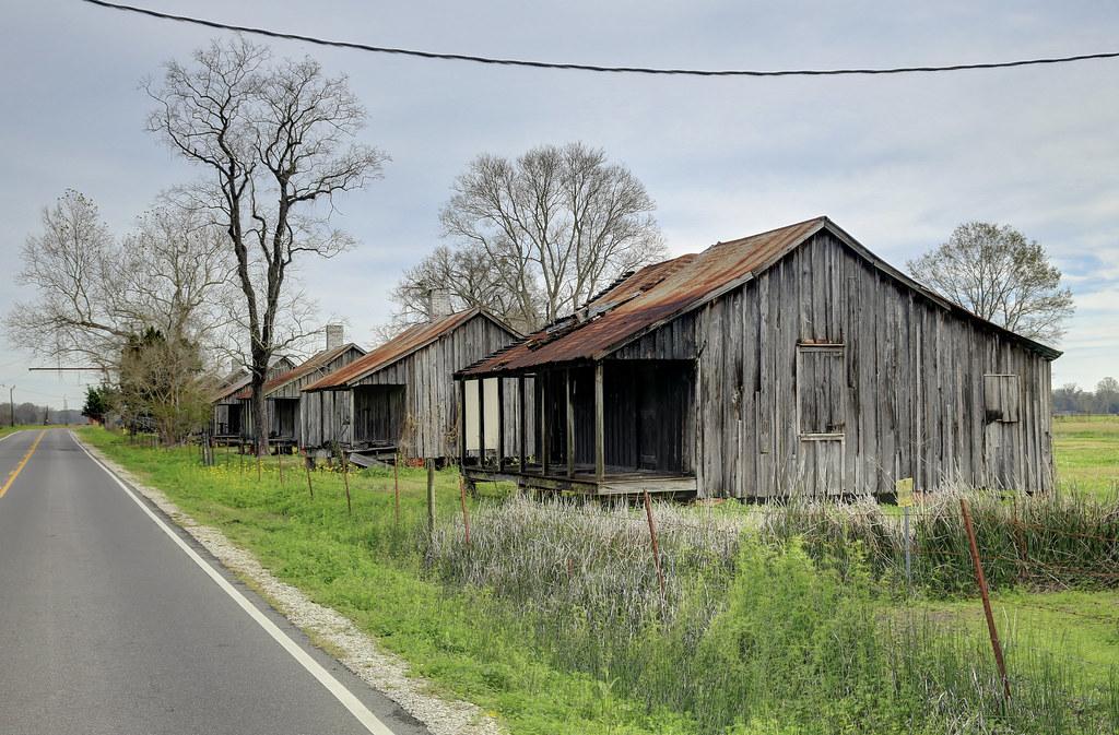 Laurel Valley Plantation | Slave cabins at Laurel Valley ...