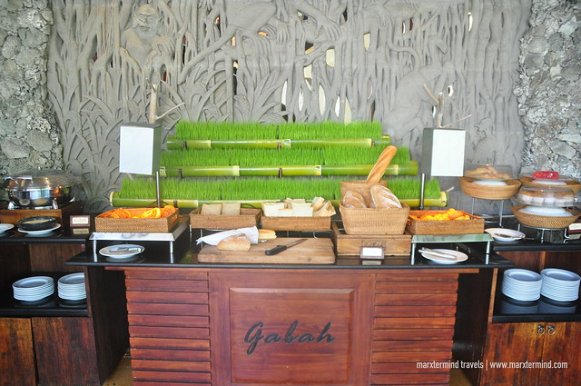 Gabah Indonesian Cuisine Buffet Breakfast