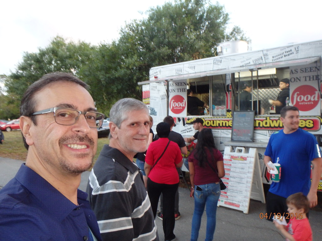Food Truck Rally Spring Hill Florida