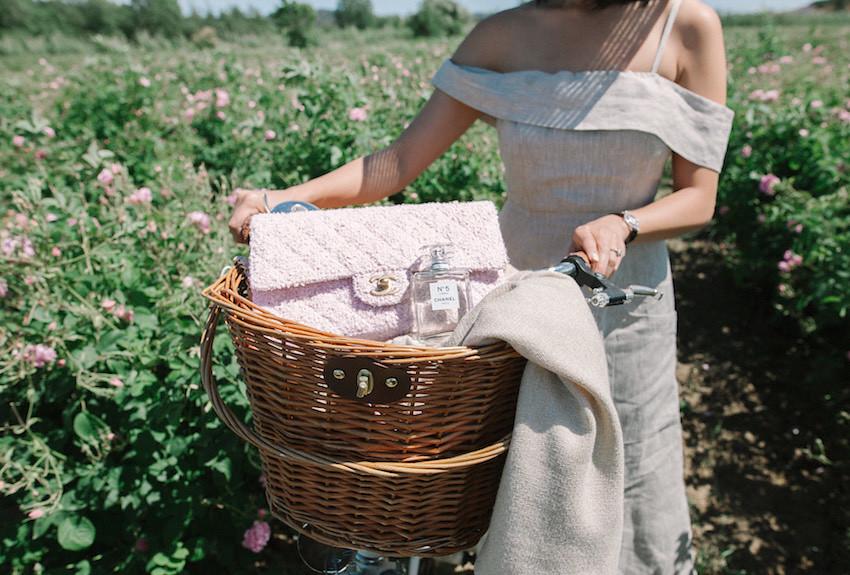 A Romance with Chanel Nº5 L'eau | HONEY & SILK