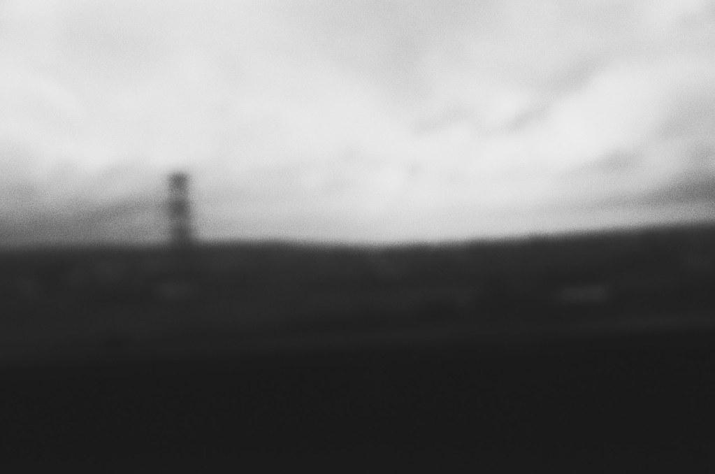 心象攝影-黑白,孤寂