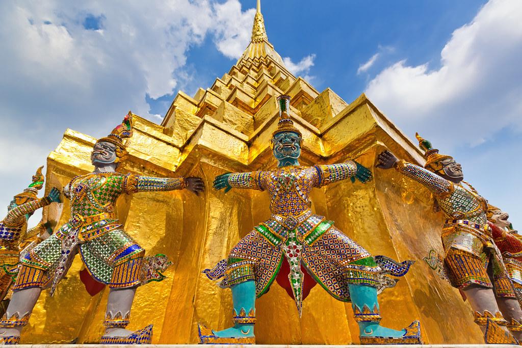 کاخ وات فرا کائو