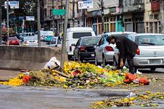 México desperdicia 30 mil toneladas de comida diariamente. Marisol Collazos Soto, Rafael Barzanallana
