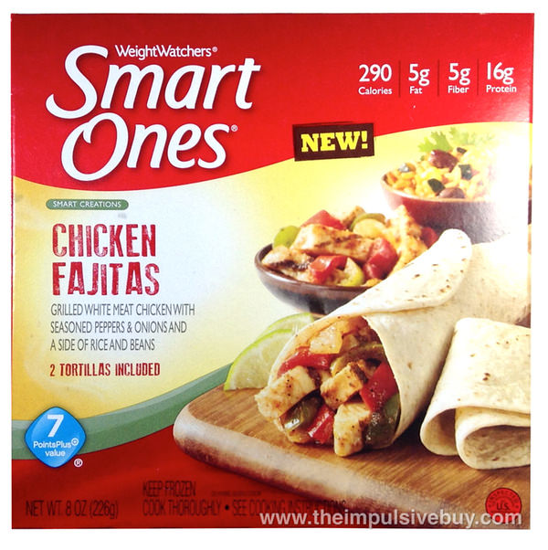 Weight Watchers Smart Points  Food List