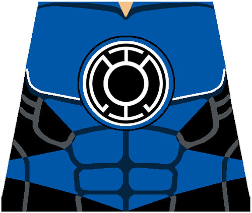 lego blue lantern torso decal | in da title, people! give ...