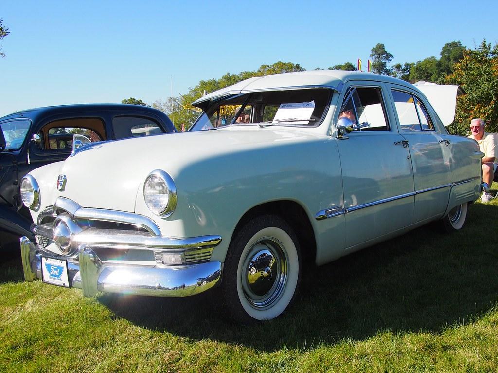 39 50 ford 1950 ford 4 door sedan f d richards flickr for 1950 ford 4 door