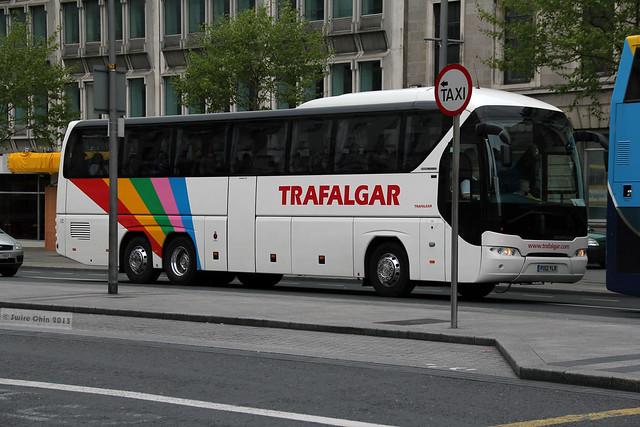 Trafalgar Travel Agency May Pen
