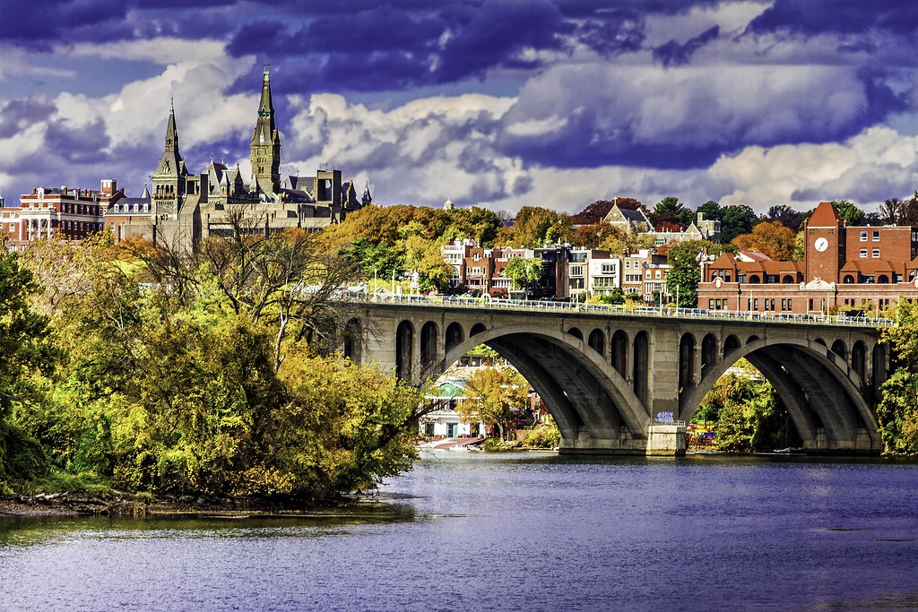 Charming and historic Georgetown. Photo: Tony Brooks, CC.