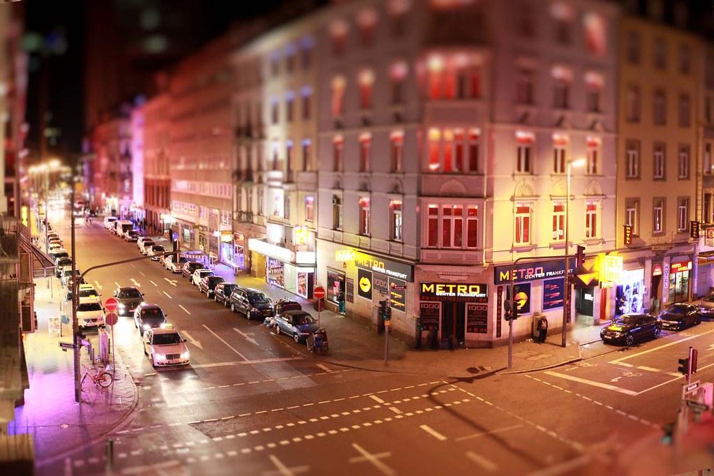 Frankfurt Red-Light District | Frankfurter Rotlichviertel