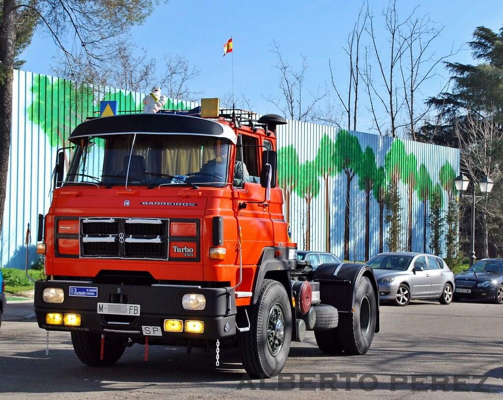Barreiros C 38 T Una Joya De Las Carreteras De Los A 241 Os