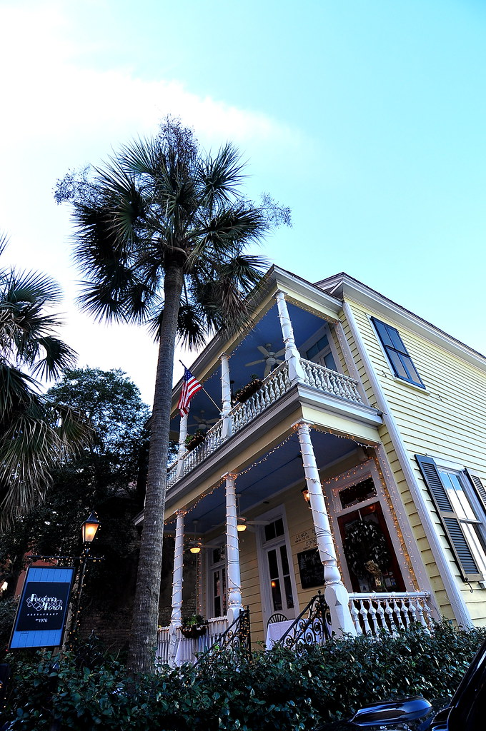 Poogan's Porch Restaurant Charleston, South Carolina