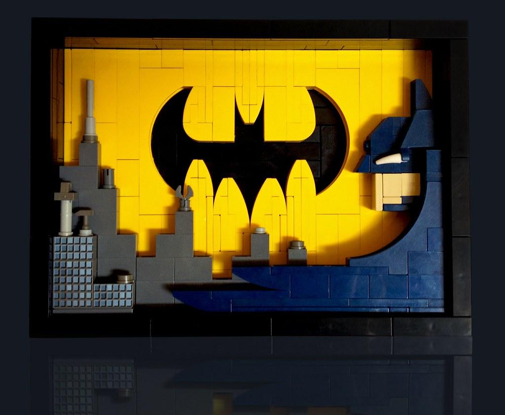 Batman Shadowbox Because Im Batman Hishe We