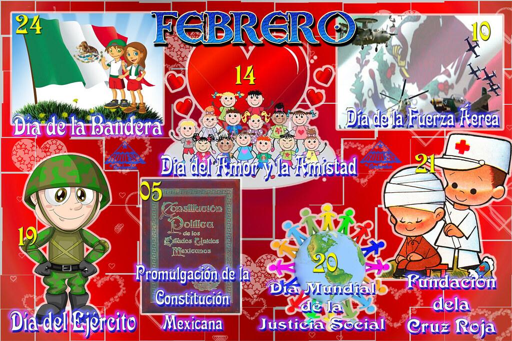 Febrero 2 periodico mural carlos rodr guez flickr for Contenido del periodico mural