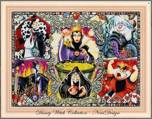 Disney Witch Collection
