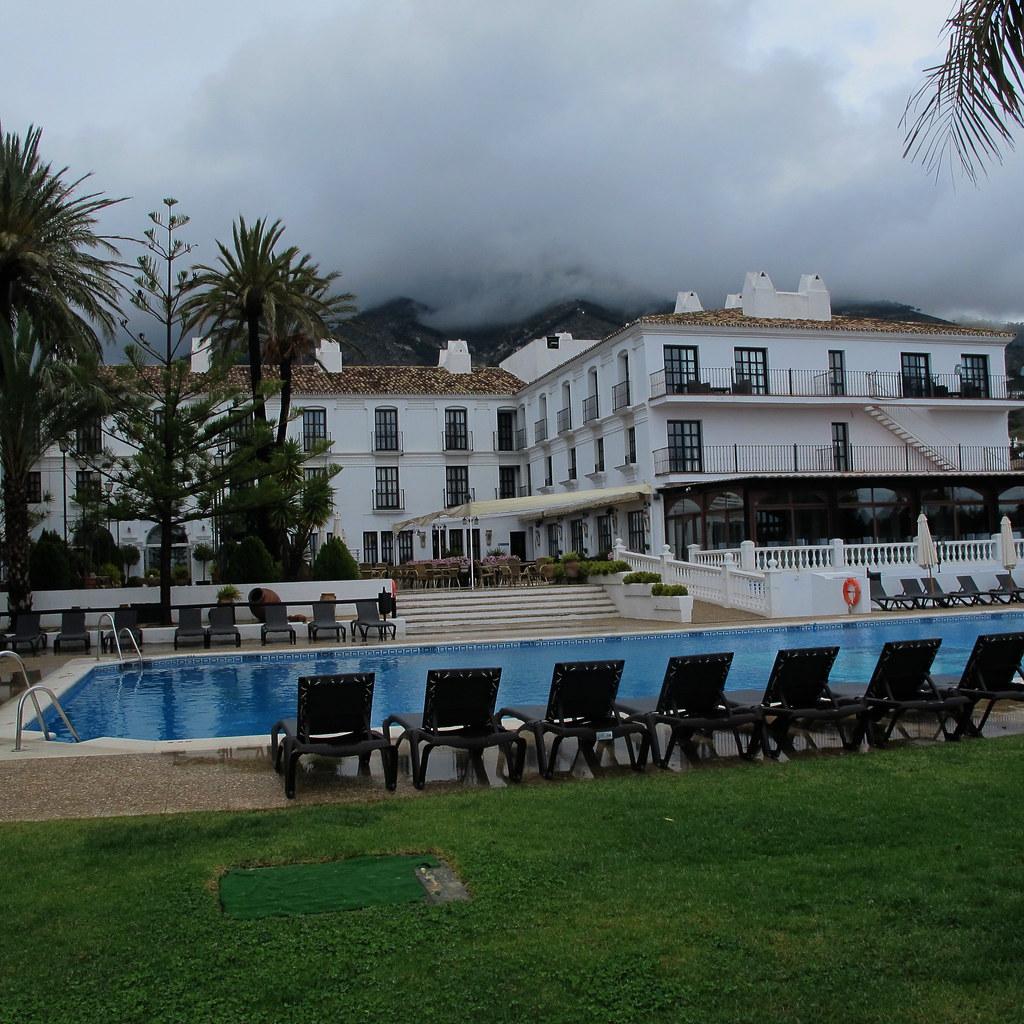 Mijas hotel hacienda puerta del sol 5 laurie lopes flickr - Hotel puerta del sol mijas ...