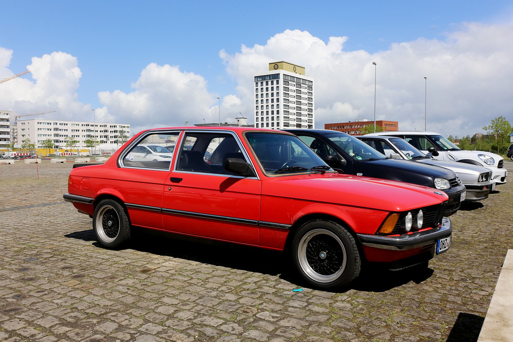 bmw 323i typ e21 1981 bremen bmw 323i typ e21 von 1981 flickr. Black Bedroom Furniture Sets. Home Design Ideas