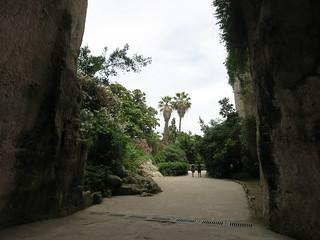 Siracusa Latomia del Paradiso