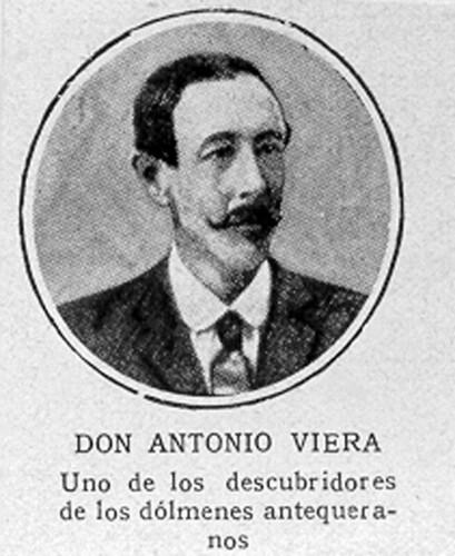 1903. Dos nazarenos descubren en Antequera un impresionante dolmen de seis mil años