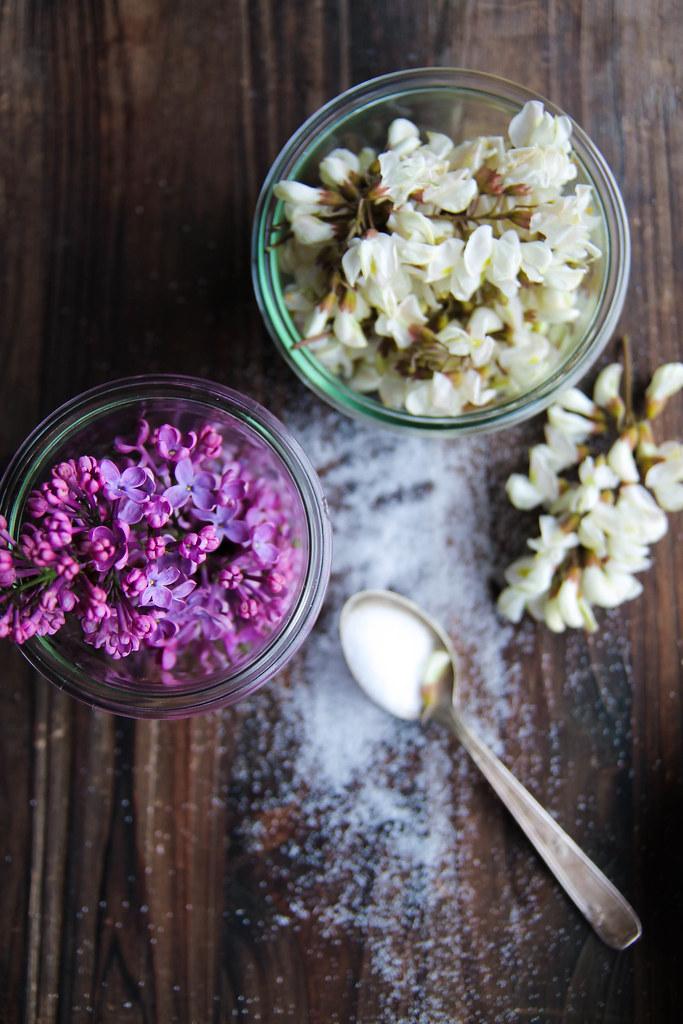 Sucre de fleurs