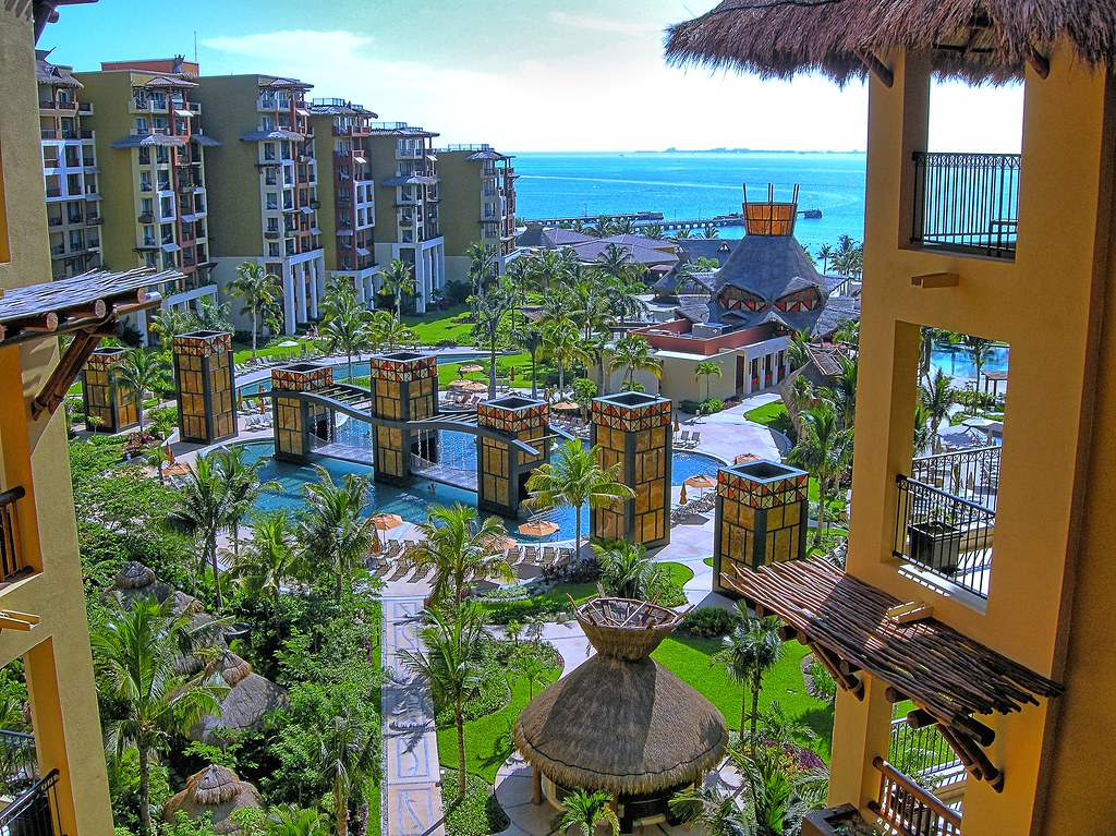 Villa Del Palmar Flamingos Beach Resort Amp Spa Riviera Nayarit Nuevo Vallarta Nay