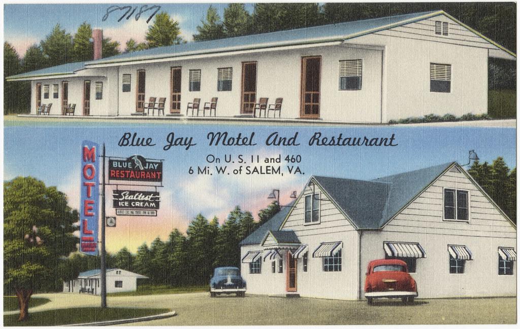 Blue Jay Motel In Hampton Beach