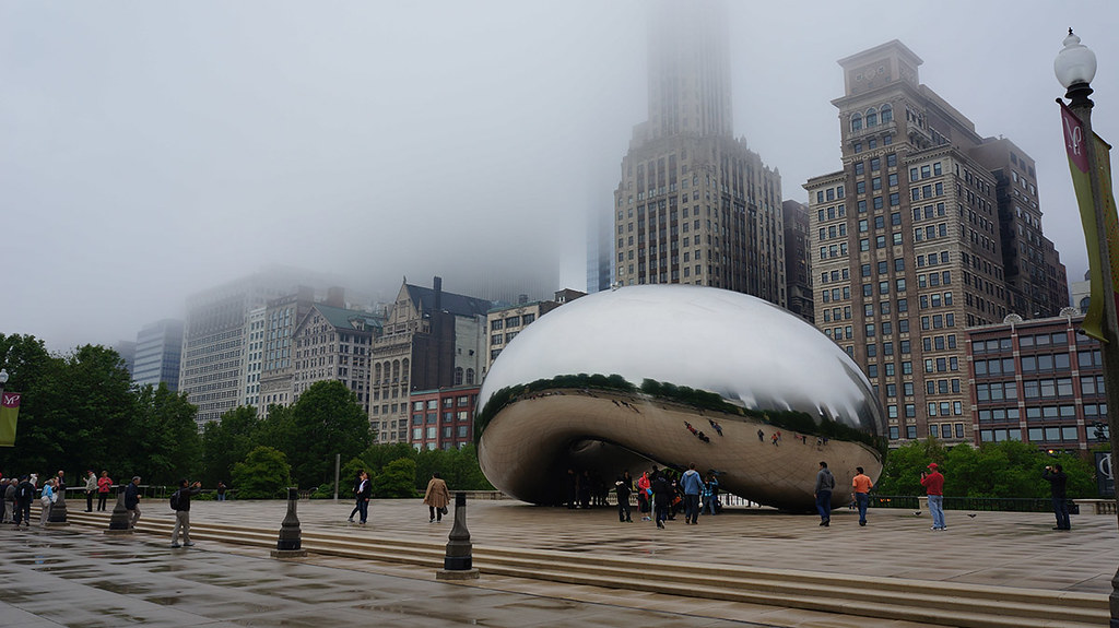cloud gate @chicago