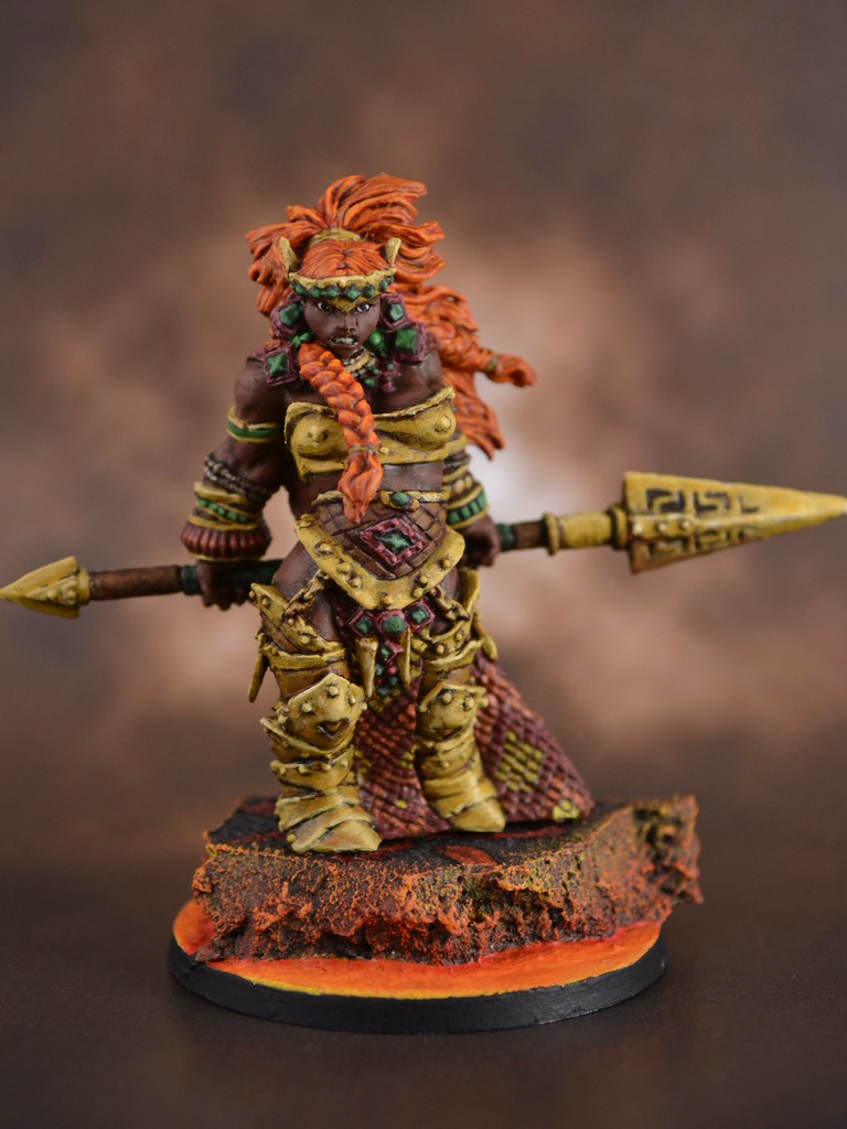 fire giant miniature - photo #29