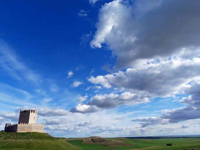 Castillo de Tiedra (Valladolid)