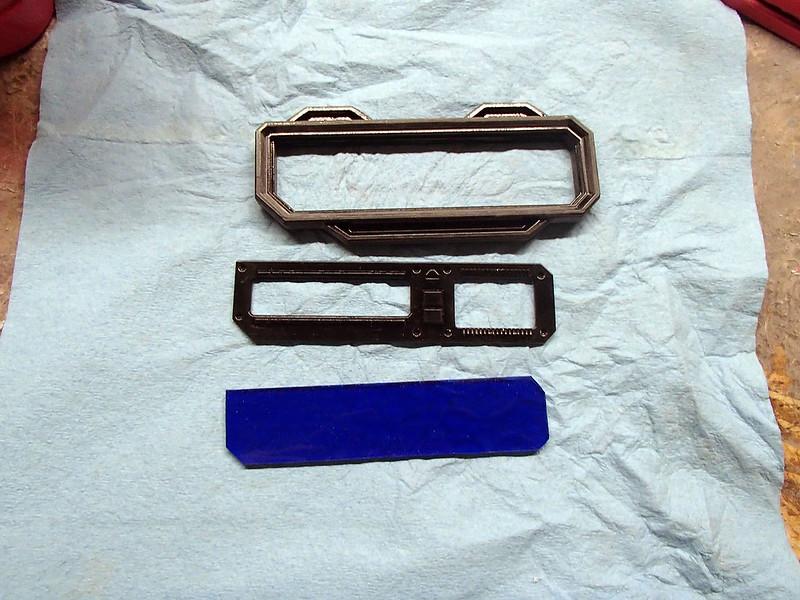 Shae Forearm Display Parts