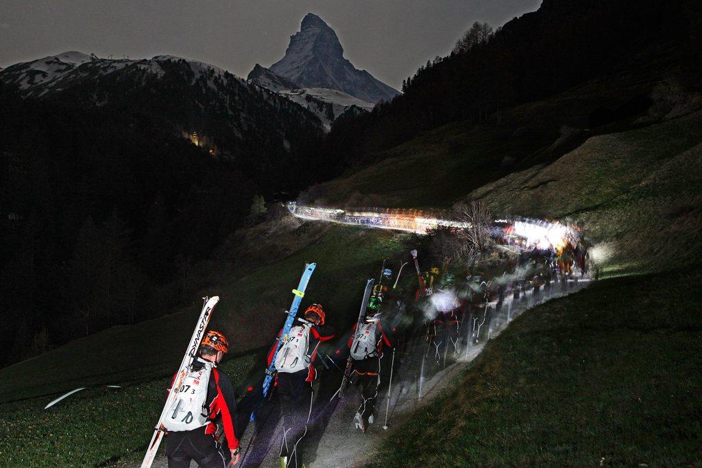 Στο δρόμο για το Matterhorn