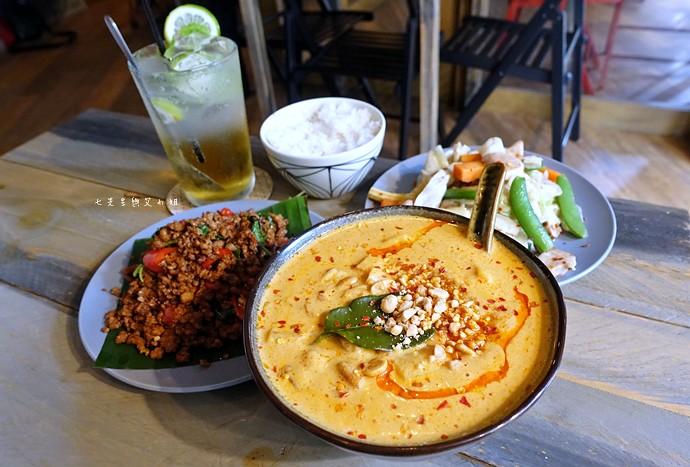 0 Dee 好得 泰國文化餐酒館 食尚玩家 隱身東區貳樓道地泰式料理