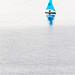 """孤舟獨航 Sailing (CUHK WSC)"" / 香港水上體育運動之形 Hong Kong Water Sports Forms / SML.20130507.7D.41086"