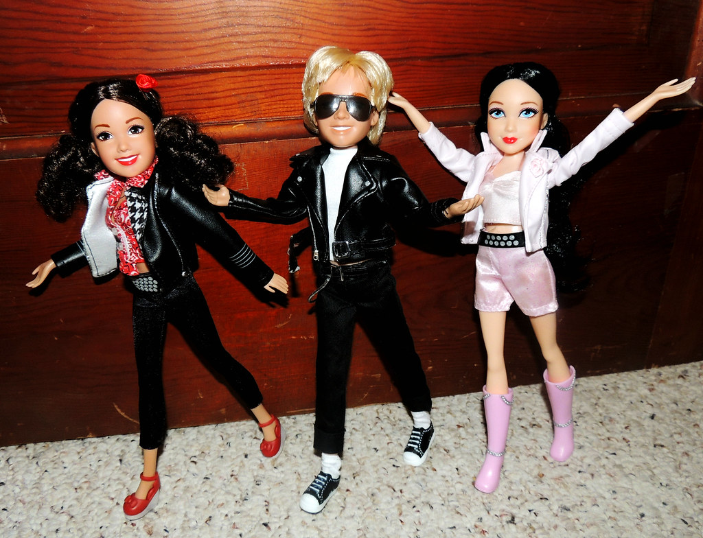 Teen Beach Movie Toys : Teen beach movie dolls i actually really liked the