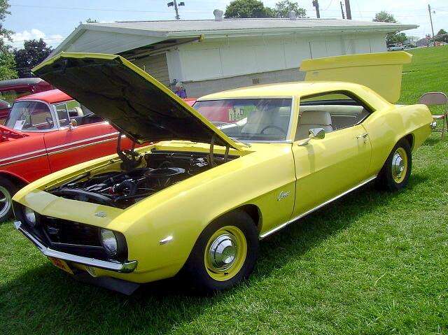 1969 Pro Camaro Autos Post